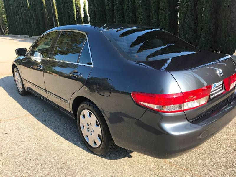 2003 Honda Accord for sale at JD MOTORS in Tujunga CA
