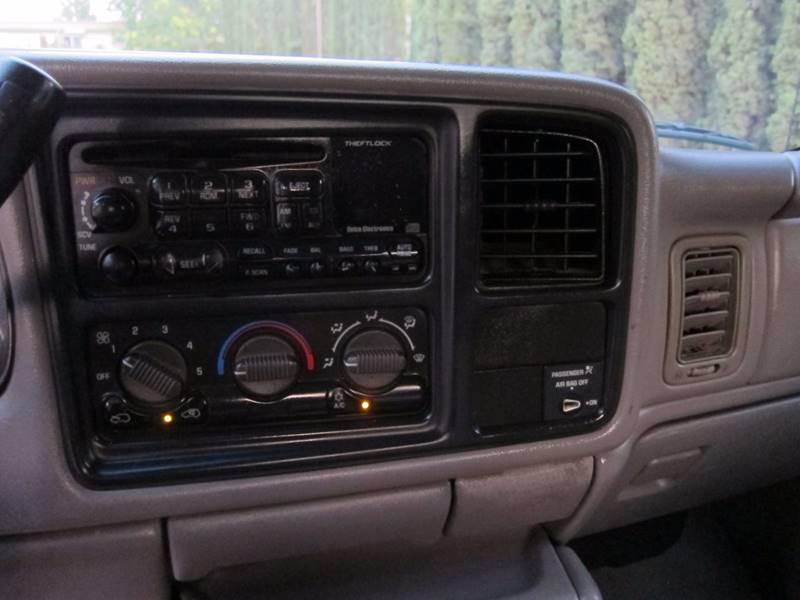 2000 Chevrolet Silverado 1500 for sale at JD MOTORS in Tujunga CA