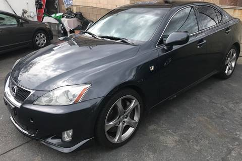 used 2008 lexus is 350 for sale - carsforsale®