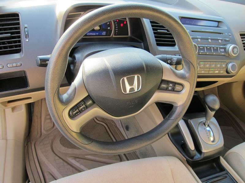 2007 Honda Civic for sale at JD MOTORS in Tujunga CA