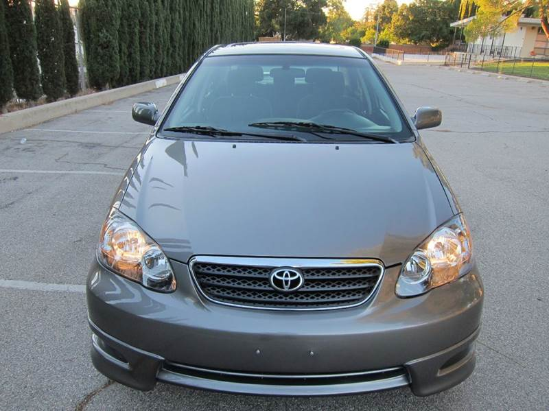 2007 Toyota Corolla for sale at JD MOTORS in Tujunga CA