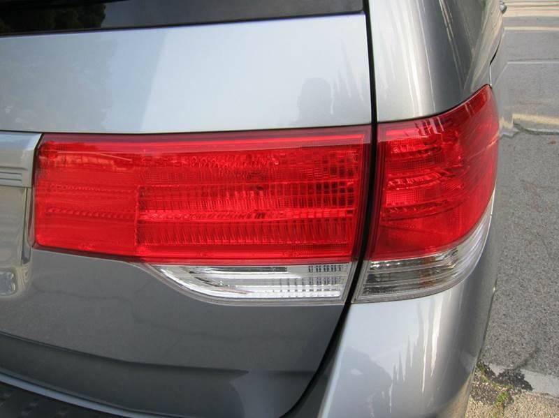 2009 Honda Odyssey for sale at JD MOTORS in Tujunga CA