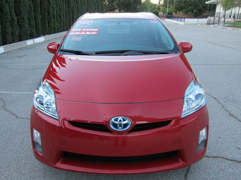 2010 Toyota Prius for sale at JD MOTORS in Tujunga CA