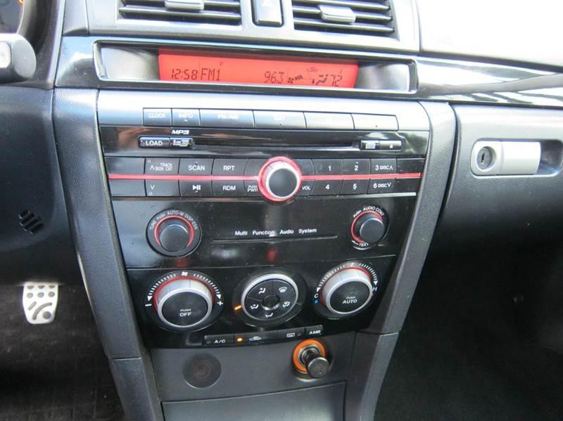 2009 Mazda MAZDASPEED3 for sale at JD MOTORS in Tujunga CA