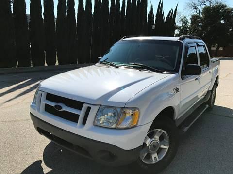2003 Ford Explorer Sport Trac for sale at JD MOTORS in Tujunga CA