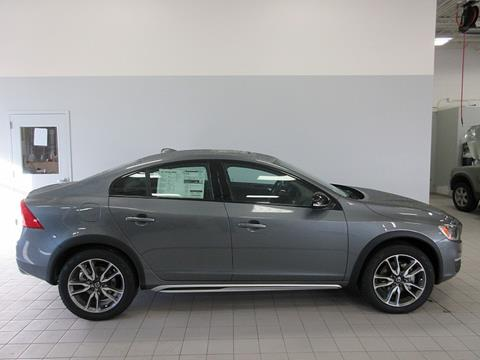 Volvo S60 Cross Country >> 2018 Volvo S60 Cross Country For Sale In Sioux Falls Sd