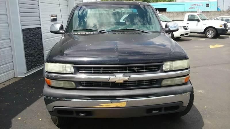 2001 Chevrolet Silverado 1500HD 4dr Crew Cab LS 4WD SB - Lapeer MI