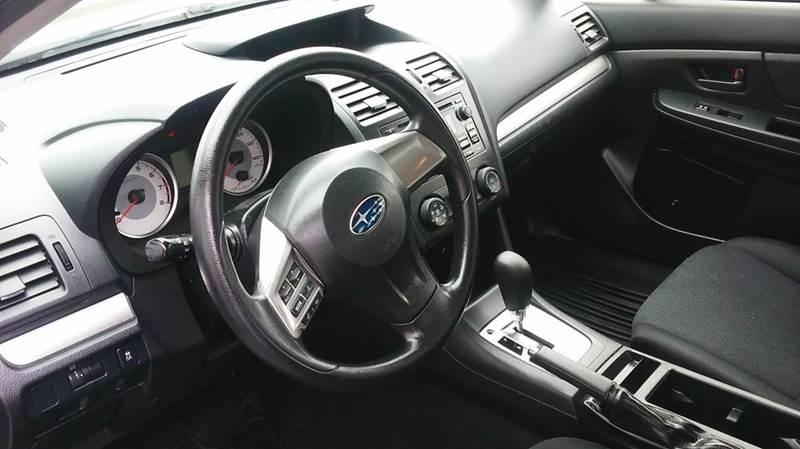2014 Subaru Impreza AWD 2.0i 4dr Sedan CVT - Lapeer MI