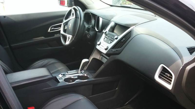 2012 Chevrolet Equinox AWD LT 4dr SUV w/ 2LT - Lapeer MI