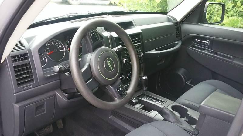 2011 Jeep Liberty Sport 4x4 4dr SUV - Lapeer MI