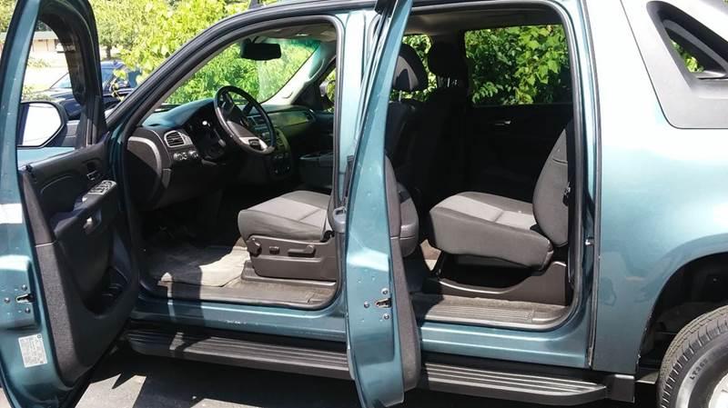 2012 Chevrolet Avalanche LS 4x4 4dr Crew Cab Pickup - Lapeer MI