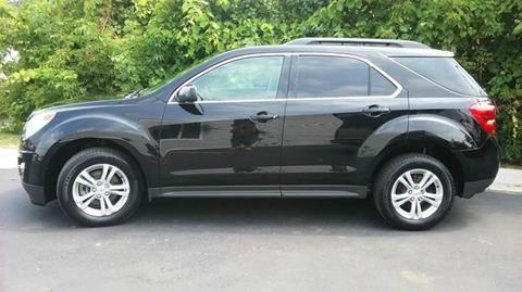 2012 Chevrolet Equinox for sale in Lapeer, MI