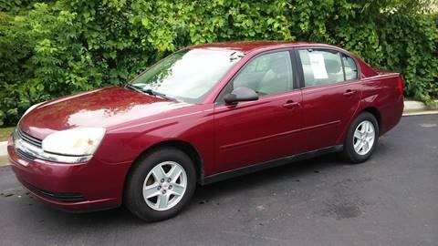 2004 Chevrolet Malibu for sale in Lapeer, MI