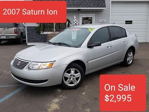 Saturn Ion For Sale In Michigan Carsforsale Com