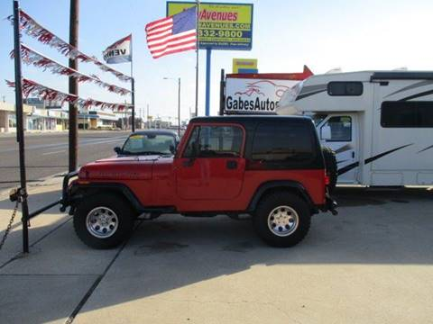1994 Jeep Wrangler for sale in Odessa, TX
