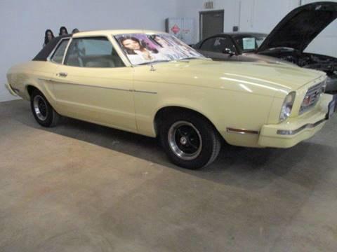 Mustang Dorado >> Ford Mustang Ii For Sale In El Dorado Ar Carsforsale Com