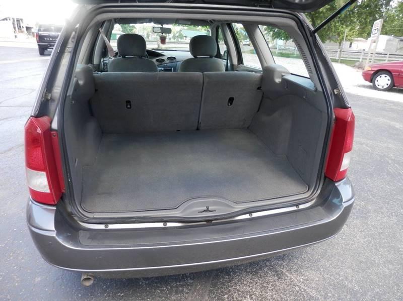2002 Ford Focus SE 4dr Wagon - Bluffton IN