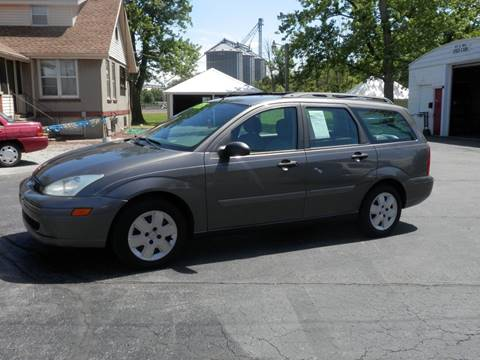 2002 Ford Focus for sale in Bluffton, IN
