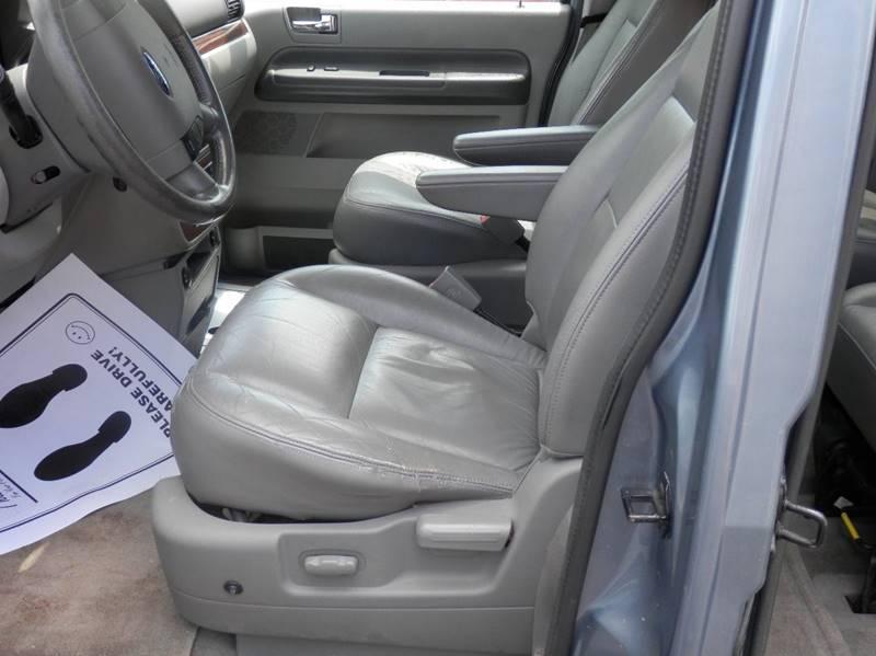 2004 Ford Freestar Limited 4dr Mini-Van - Bluffton IN