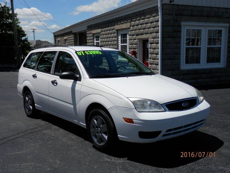 2007 Ford Focus ZXW SE 4dr Wagon - Bluffton IN