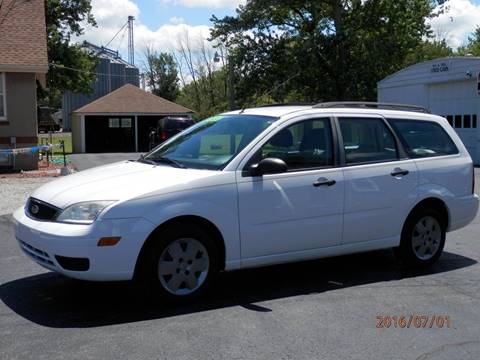 2007 Ford Focus for sale in Bluffton IN