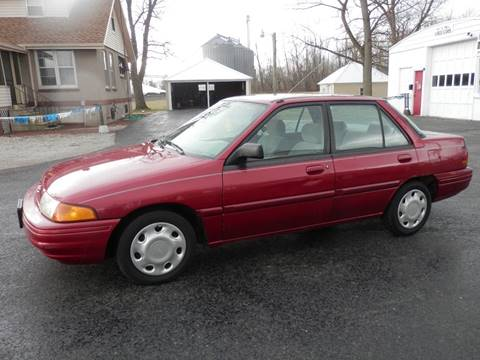 1995 Ford Escort for sale in Bluffton IN