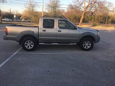 2001 Nissan Frontier for sale at Discount Auto in Austin TX