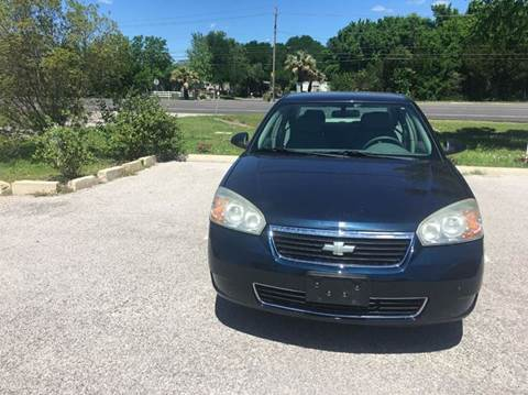2006 Chevrolet Malibu for sale at Discount Auto in Austin TX