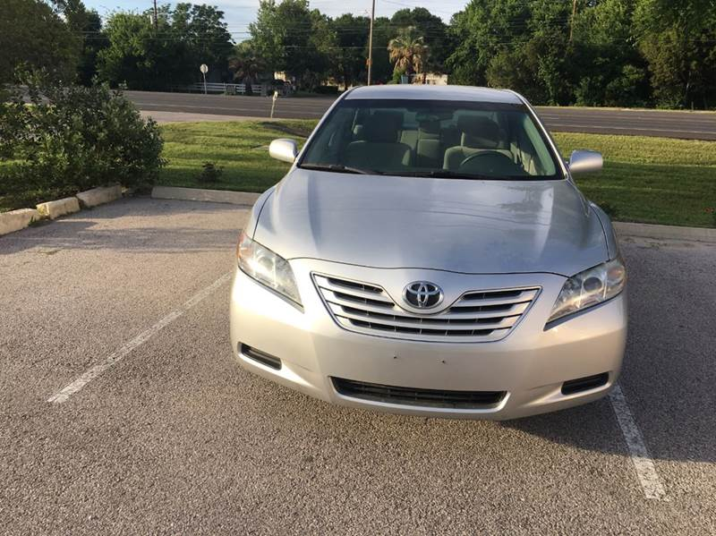 2009 Toyota Camry for sale at Discount Auto in Austin TX