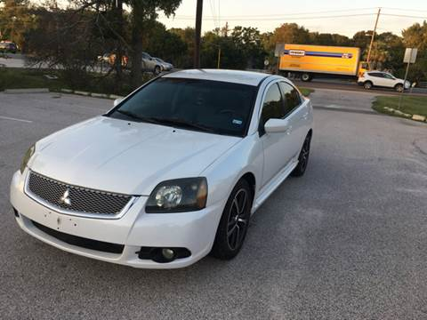 2010 Mitsubishi Galant for sale in Austin, TX