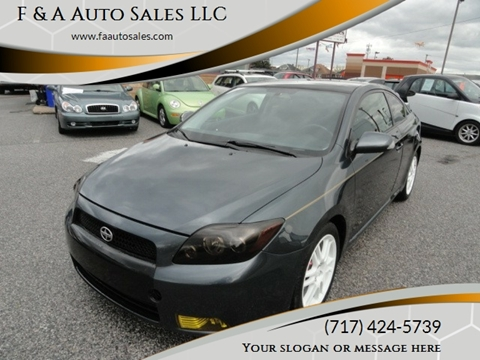 Buy Here Pay Here York Pa >> 2010 Scion Tc For Sale In York Pa