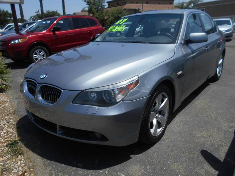 2007 BMW 5 SERIES 530I 4DR SEDAN silver air filtration - active charcoal armrests - rear folding