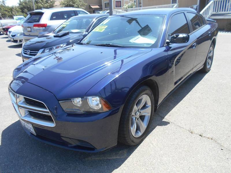 2014 DODGE CHARGER SE 4DR SEDAN blue exhaust - dual tip headlight bezel color - black door hand