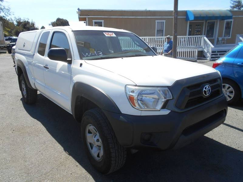 2015 TOYOTA TACOMA PRERUNNER 4X2 4DR ACCESS CAB 6.1