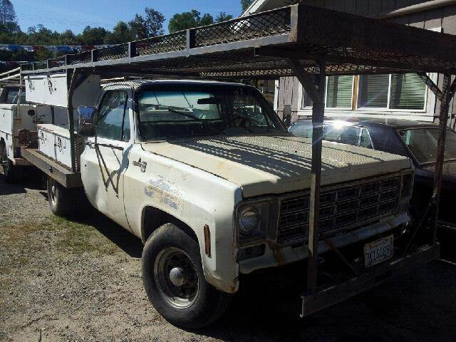 1976 Chevrolet Silverado 1500 SS Classic  - Oakhurst CA