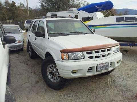 2001 Isuzu Rodeo