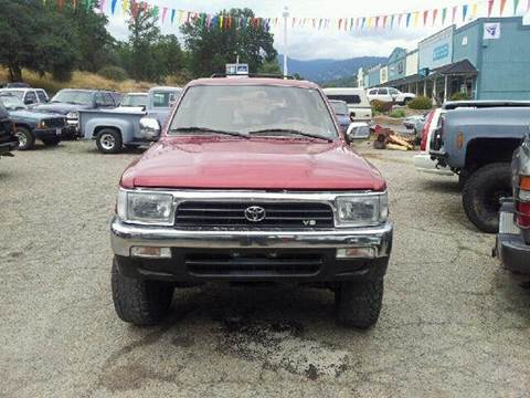 1995 Toyota 4Runner for sale in Oakhurst, CA