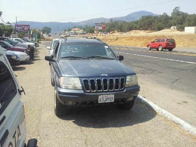 2001 Jeep Grand Cherokee Limited 4WD 4dr SUV - Oakhurst CA