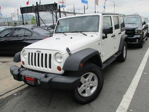 2007 Jeep Wrangler Unlimited for sale in Newark, NJ