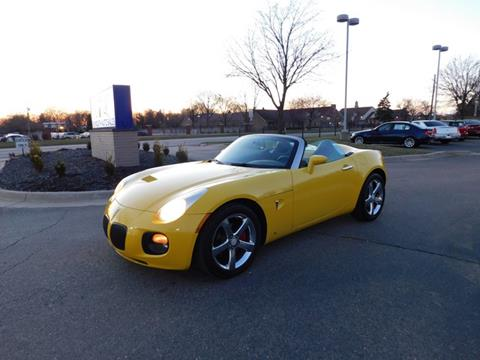 2008 Pontiac Solstice for sale in Plymouth, MI