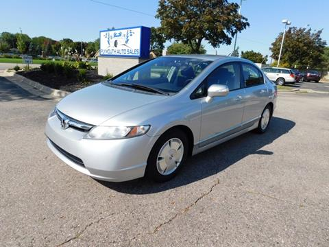 2006 Honda Civic for sale in Plymouth, MI