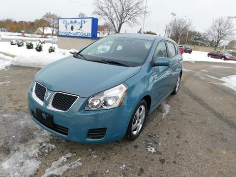 2009 Pontiac Vibe for sale in Plymouth, MI