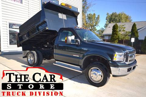 2004 Ford F-550 for sale in Albany, NY