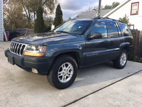 2001 Jeep Grand Cherokee for sale at The Car Store Inc in Albany NY