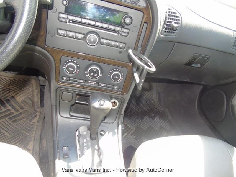 2f8ec75c79 2007 Saab 9-5 4dr Sedan In Blauvelt NY - Vans Vans Vans INC