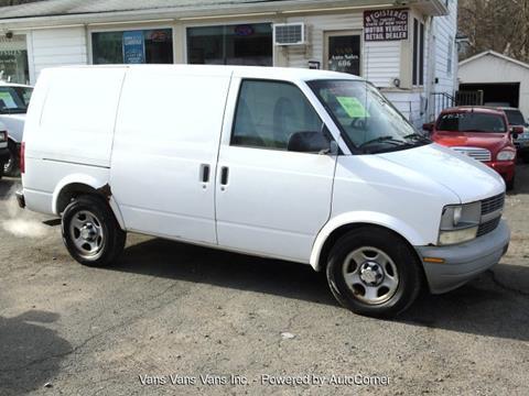 5118418c68 2005 Chevrolet Astro Cargo for sale in Blauvelt