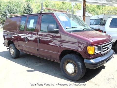 2004 Ford E-Series Cargo for sale in Blauvelt, NY