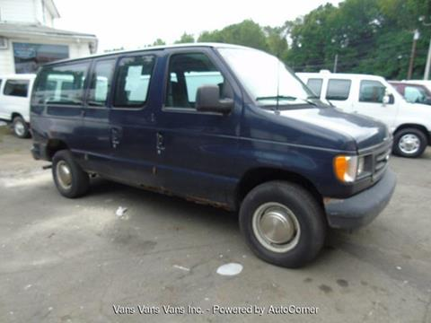 2003 Ford E-Series Cargo for sale in Blauvelt, NY