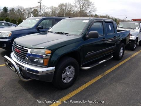 2004 GMC Canyon for sale in Blauvelt, NY