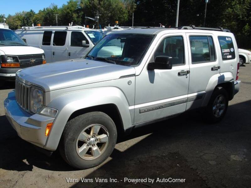 2011 Jeep Liberty 4WD 4-Speed Automatic - Blauvelt NY